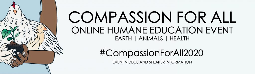 COMPASSION FOR ALL 2020 INFORMATION AND VIDEOS